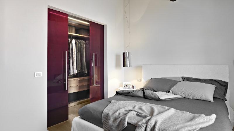 armarios para habitaciones abuhardilladas